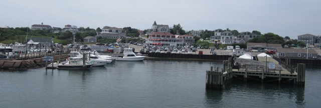 Getting to Block Island from the Ferry